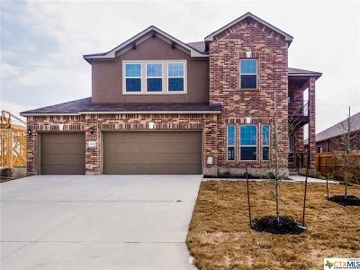 New Braunfels Single Family Home For Sale: 1414 Garden Laurel