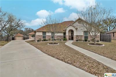 Copperas Cove Single Family Home For Sale: 807 Jonathan Lane