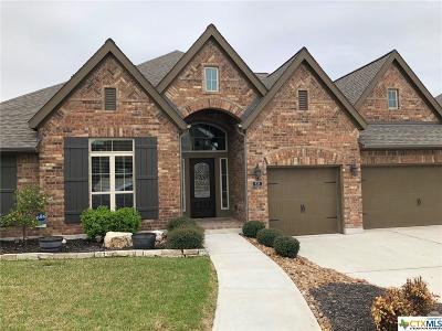 New Braunfels Single Family Home For Sale: 535 Oak Brook