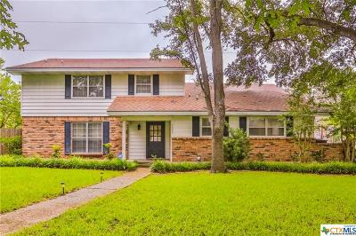 Temple Single Family Home For Sale: 3202 White Oak