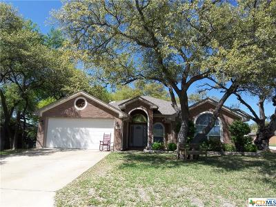 Harker Heights Single Family Home For Sale: 400 Canoe Drive