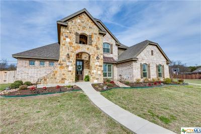 Belton Single Family Home For Sale: 820 Villa Como