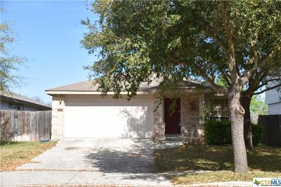 New Braunfels Single Family Home For Sale: 2643 Hunt