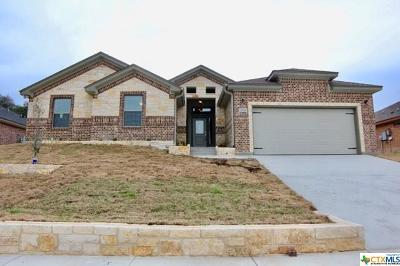 Copperas Cove TX Single Family Home For Sale: $227,360