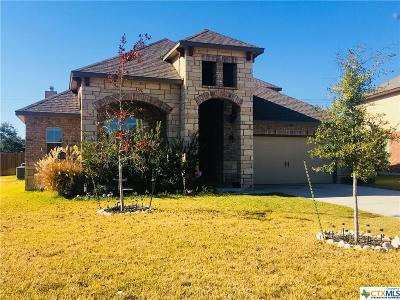 Temple Single Family Home For Sale: 1540 Sandstone Loop