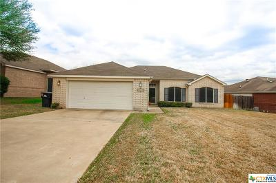 Temple Single Family Home For Sale: 2310 Kingsbury Drive