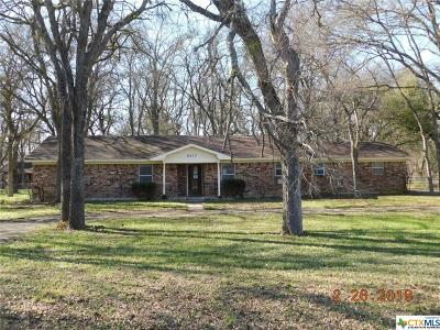 Belton Single Family Home For Sale: 3177 Wooded Acres Road