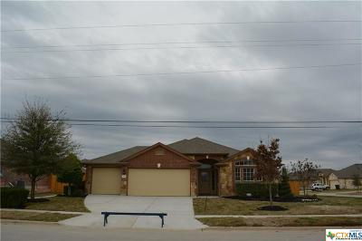 Killeen Single Family Home For Sale: 104 Splawn Ranch Drive