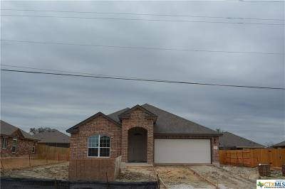 Killeen Single Family Home For Sale: 106 Splawn Ranch Drive
