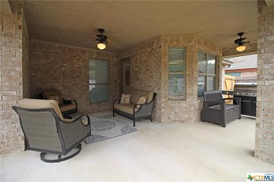 Harker Heights Single Family Home For Sale: 1432 Loblolly