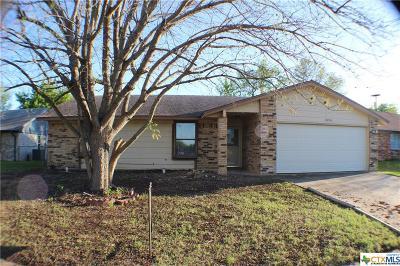 Killeen Single Family Home For Sale: 1804 Edgefield Street