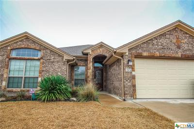 Belton Single Family Home For Sale: 1804 Tejon