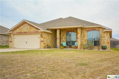 Copperas Cove Single Family Home For Sale: 1802 Mike Drive