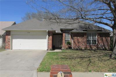 Temple Single Family Home For Sale: 4718 Buckskin