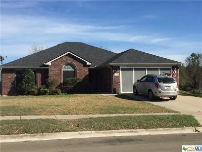 Killeen TX Single Family Home Pending: $111,900