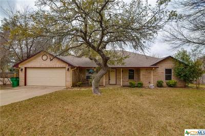 Belton Single Family Home For Sale: 12830 Stonegate