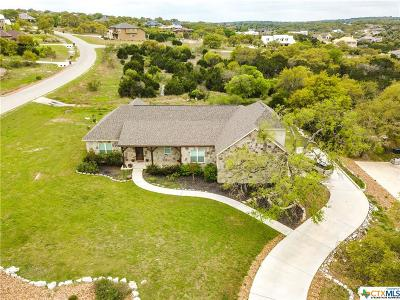 New Braunfels Single Family Home For Sale: 1605 Angolo