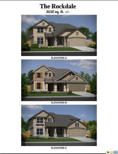New Braunfels Single Family Home For Sale: 5648 Briar Field