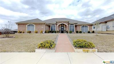 Killeen Single Family Home For Sale: 3701 Barbed Wire
