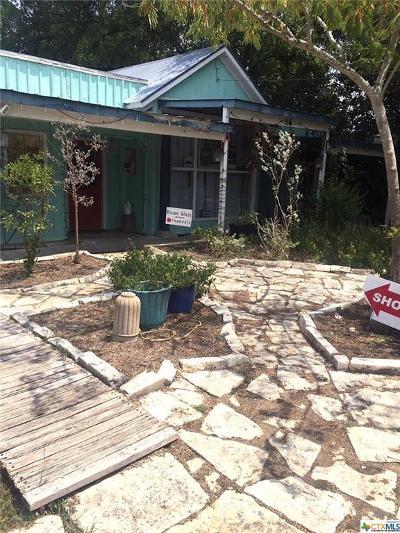 Salado Single Family Home For Sale: 20 Rock Creek