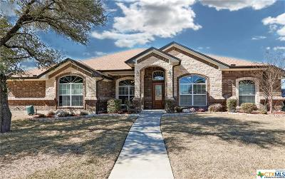 Killeen Single Family Home For Sale: 5907 Spc Laramore Drive