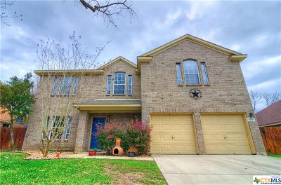 New Braunfels Single Family Home For Sale: 1130 Rivertree