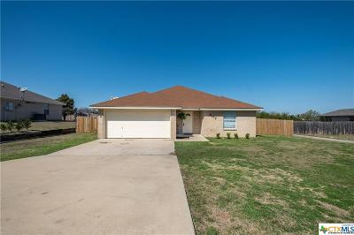 Harker Heights TX Single Family Home For Sale: $113,500