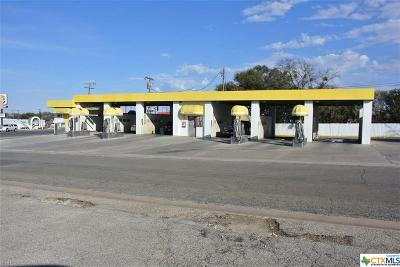 Copperas Cove Commercial For Sale: 1002 E Business 190