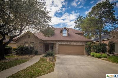 New Braunfels Single Family Home For Sale: 634 Evergreen