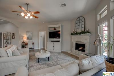 New Braunfels Single Family Home For Sale: 483 Wilderness Way