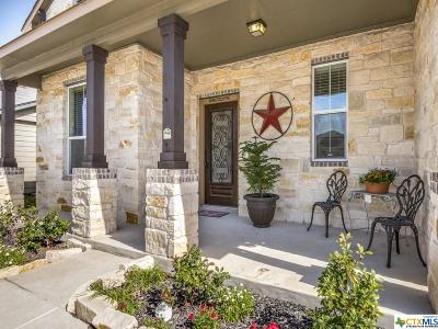 New Braunfels Single Family Home For Sale: 932 Cypress Mill