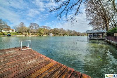 Seguin Single Family Home For Sale: 101 Lake Placid