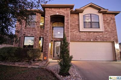 Killeen TX Single Family Home For Sale: $199,000