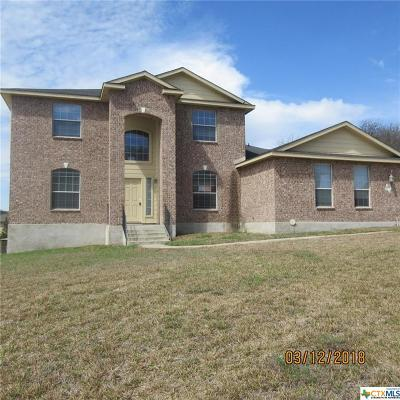 Harker Heights Single Family Home For Sale: 2002 Sandy Point Road