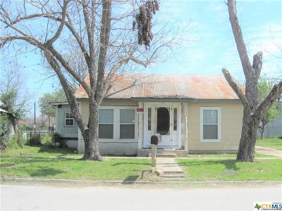 Seguin Single Family Home For Sale: 1315 San Marcos Street