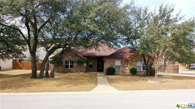Harker Heights Single Family Home For Sale: 1919 Deer Field Way