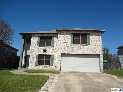 New Braunfels Single Family Home For Sale: 347 Stone Point