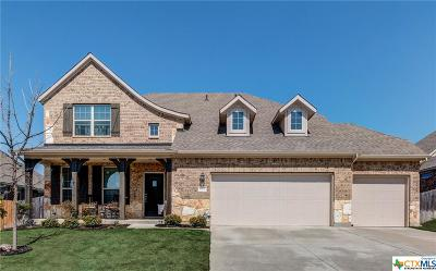 Killeen Single Family Home For Sale: 6107 Tanzanite Drive