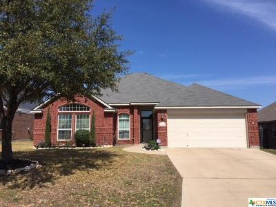 Temple Single Family Home For Sale: 7604 Amber Meadow Loop