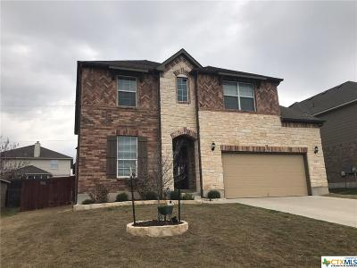 Harker Heights Single Family Home For Sale: 823 Olive
