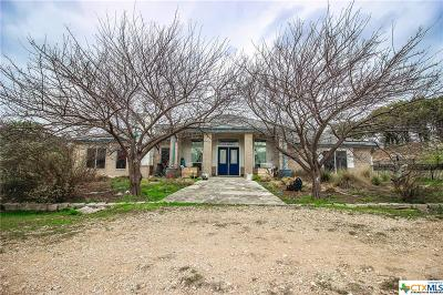 Killeen Single Family Home For Sale: 1440 Live Oak Cemetery