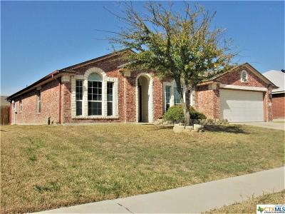 Killeen Single Family Home For Sale: 5003 Colorado