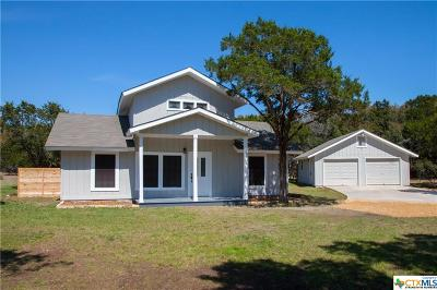 Wimberley TX Single Family Home For Sale: $239,900
