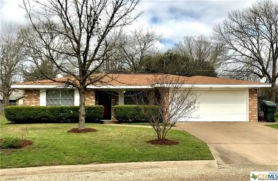 Temple Single Family Home For Sale: 3214 Brykerwood