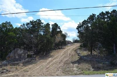 Canyon Lake Residential Lots & Land For Sale: Lot 8 Gallagher Drive