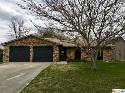 Killeen Single Family Home For Sale: 2402 Acron Drive