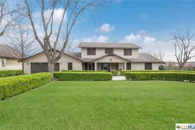 New Braunfels Single Family Home For Sale: 1615 Rolling Valley