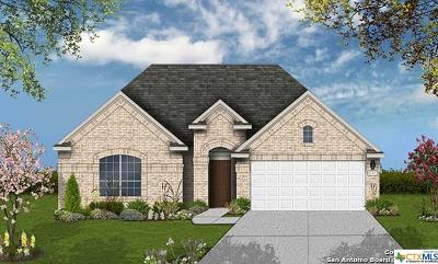 Cibolo Single Family Home For Sale: 933 Foxbrook Way