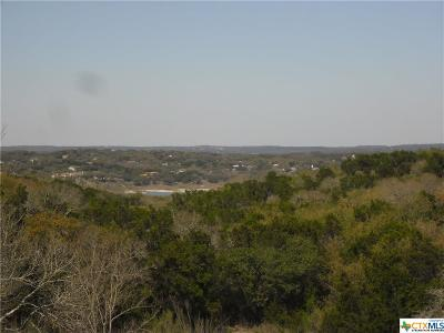 Canyon Lake Residential Lots & Land For Sale: 611 Aragon Court