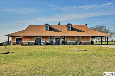 Salado Single Family Home For Sale: 4511 Amity